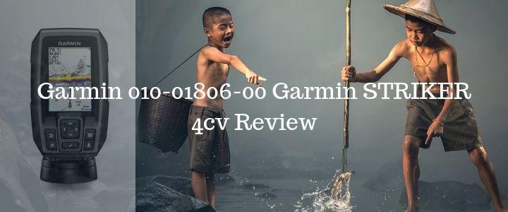 Garmin 010-01806-00 Garmin STRIKER 4cv Review
