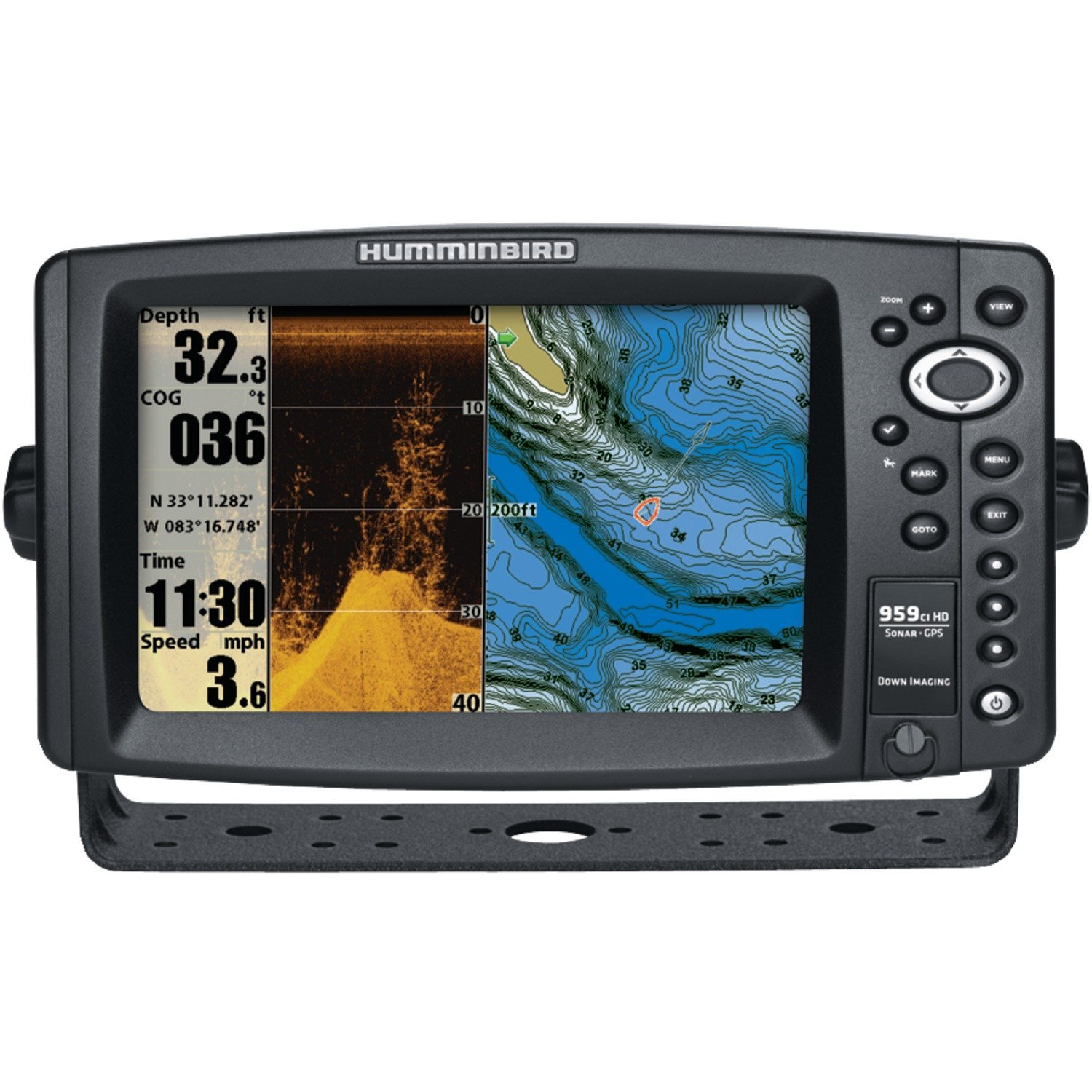 Humminbird 959ci HD DI Combo Fish Finder