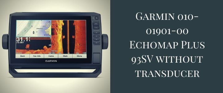 Garmin 010-01901-00 Echomap Plus 93SV without transducer